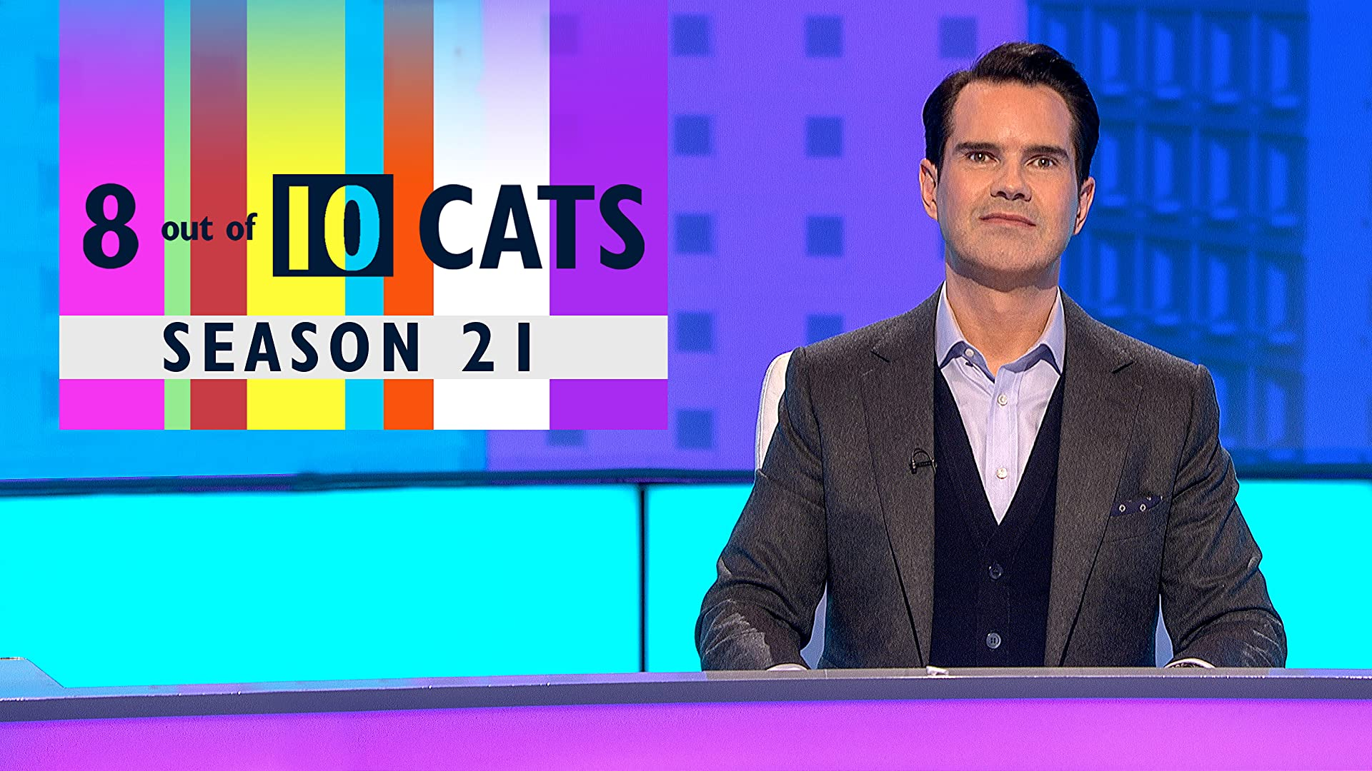 8 Out of 10 Cats, Season 21