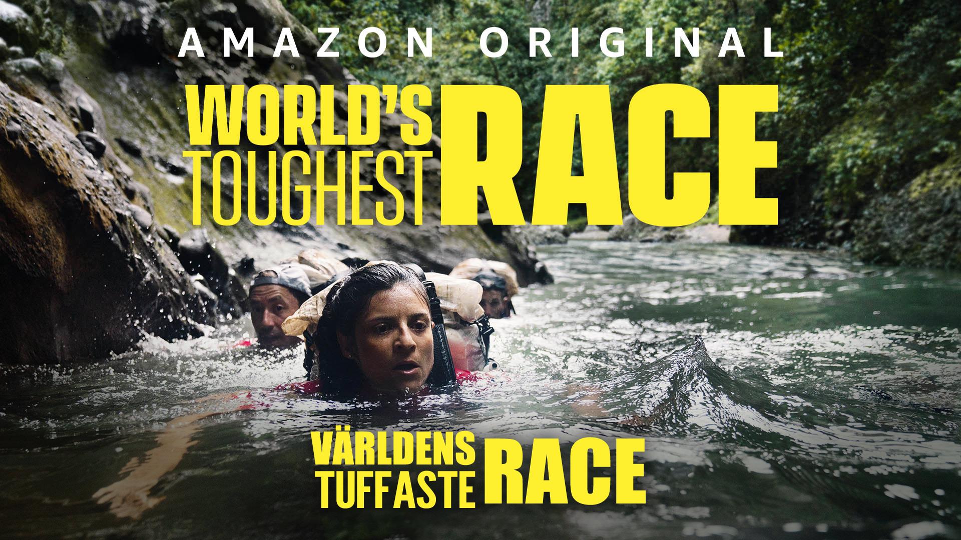 Världens tuffaste race: Eco Challenge Fiji