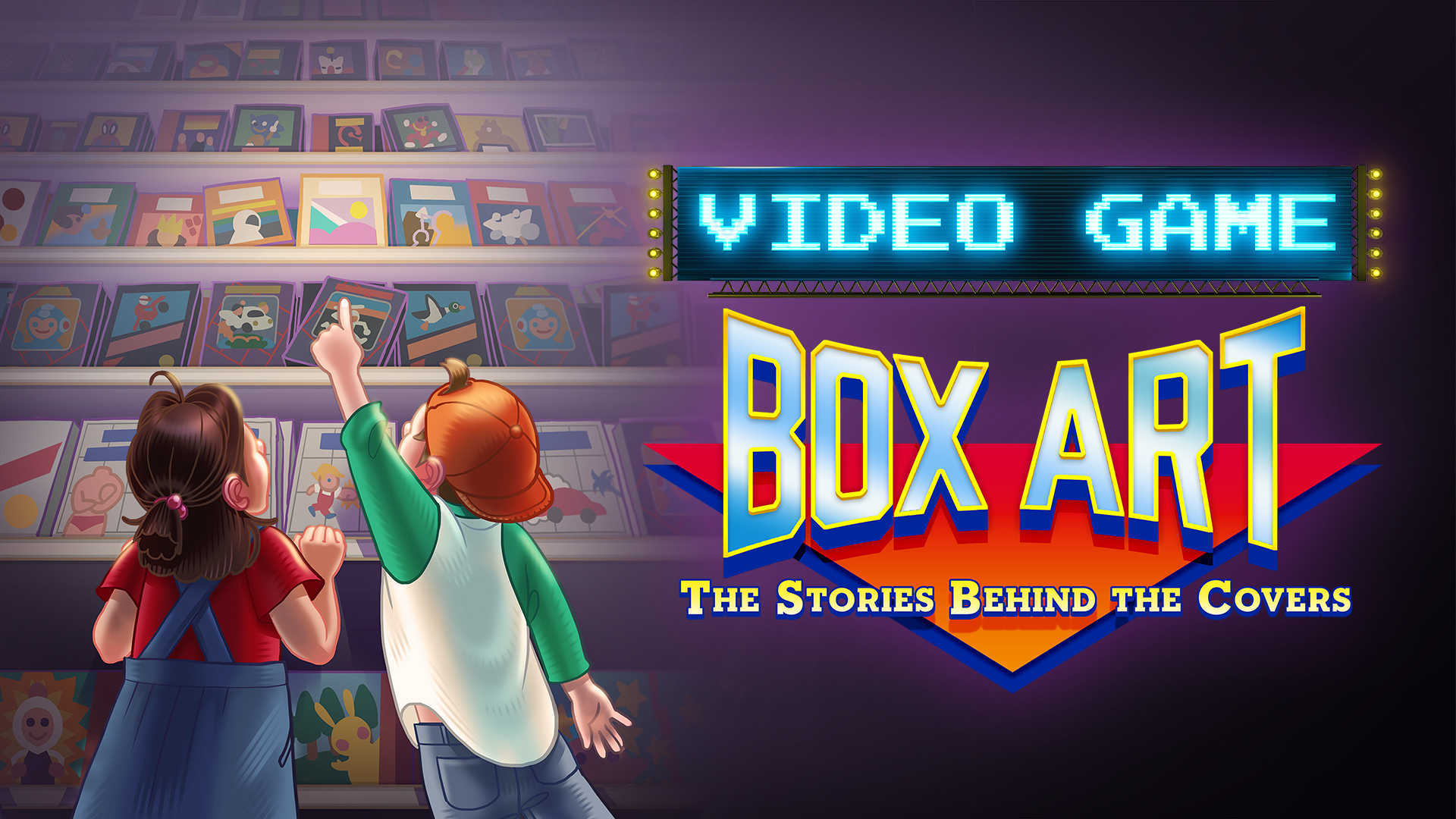 Video Game Box Art: The Stories Behind the Covers