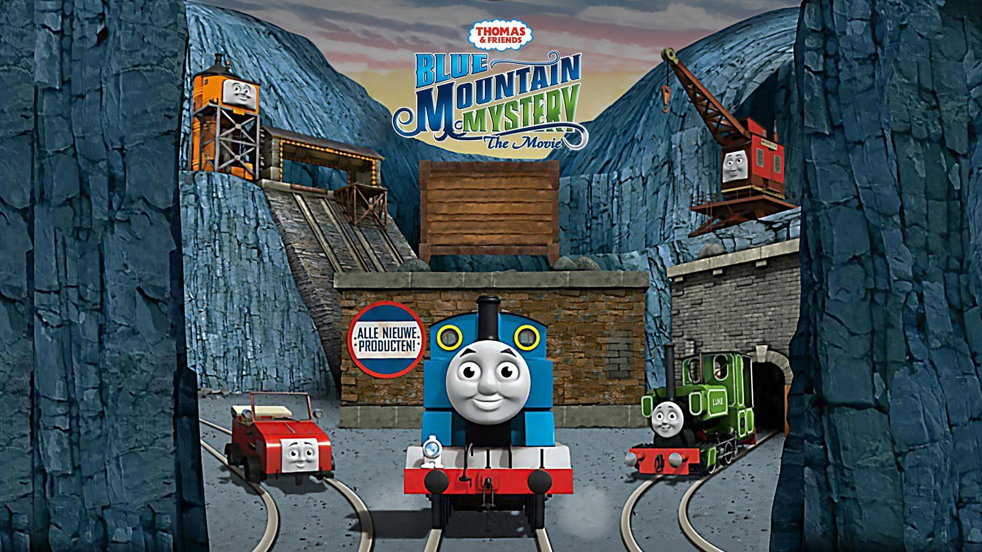 Thomas & Friends: Blue Mountain Mystery The Movie