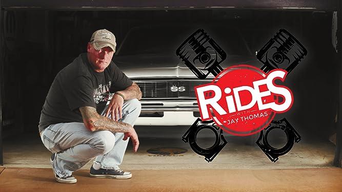 Rides with Jay Thomas