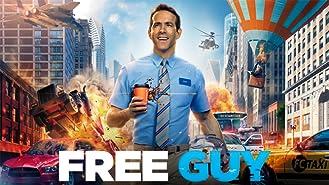 Free Guy (4K UHD)