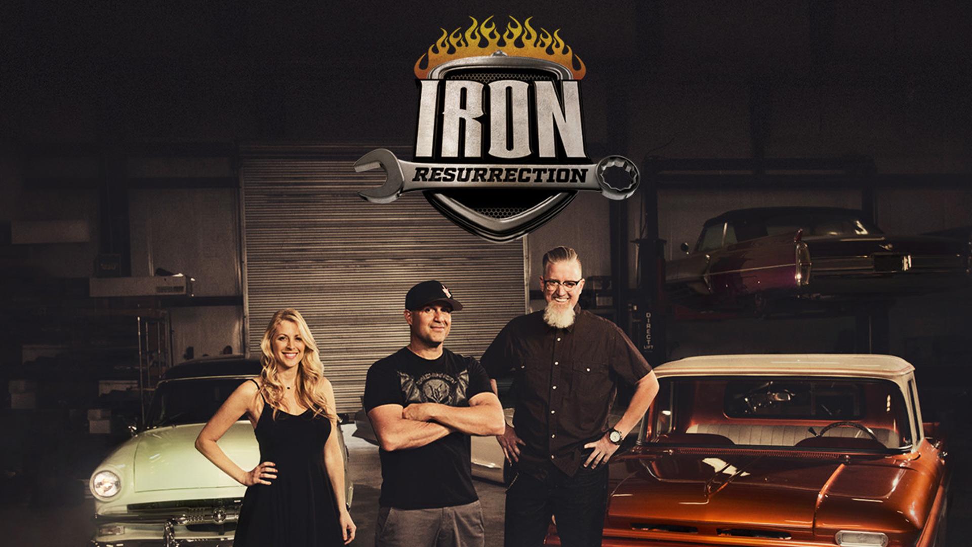 Iron Resurrection Season 1
