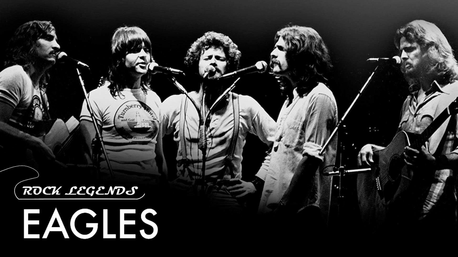 Eagles - Rock Legends