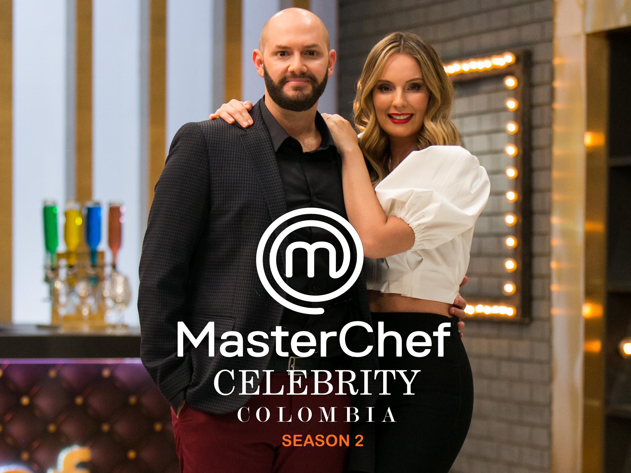 Prime Video Masterchef Colombia Celebrity Season 1