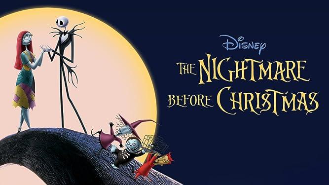The Nightmare Before Christmas (Plus Bonus Features)
