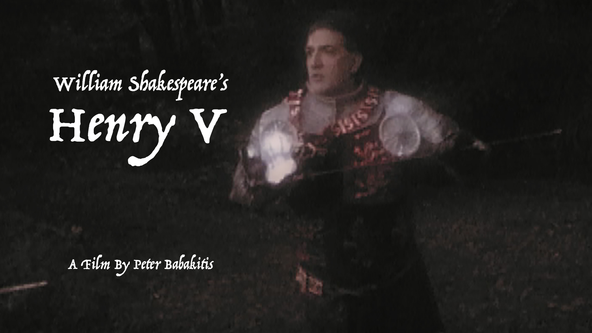 William Shakespeare's Henry V