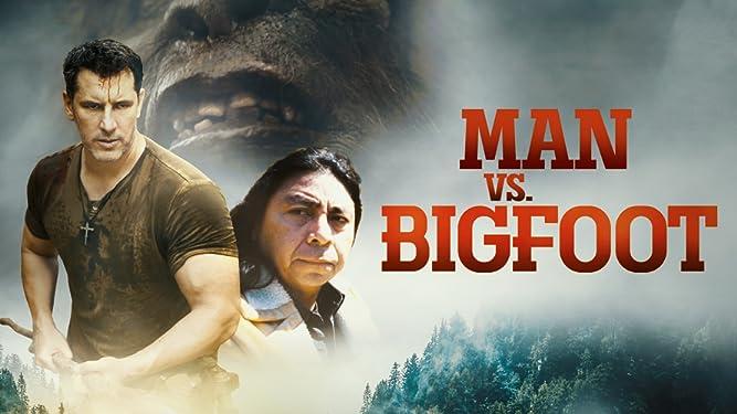 Man vs. Bigfoot (2021) [Telugu + English] HD Movie