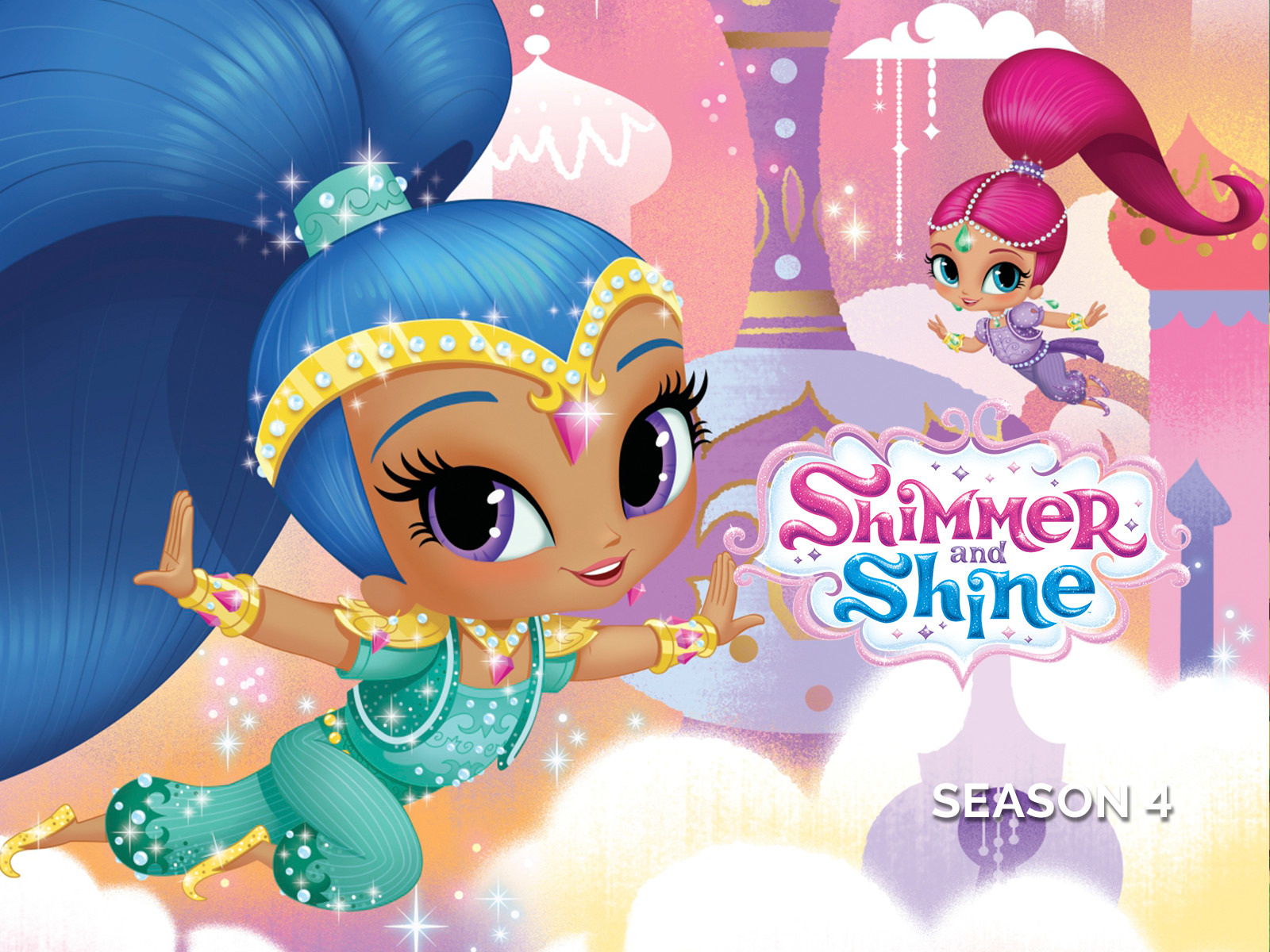 Prime Video Shimmer And Shine Season 4
