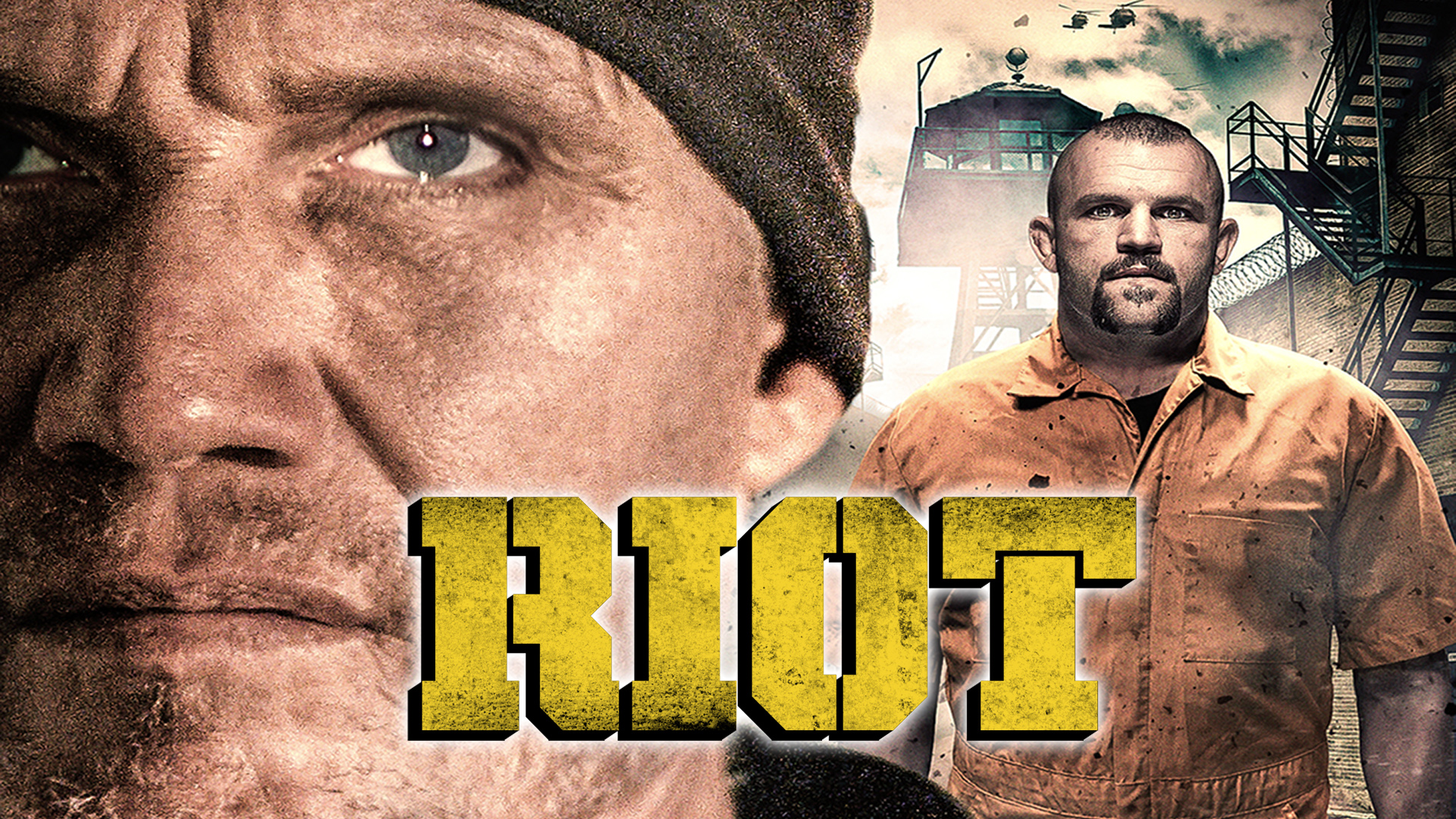 Riot on Amazon Prime Video UK