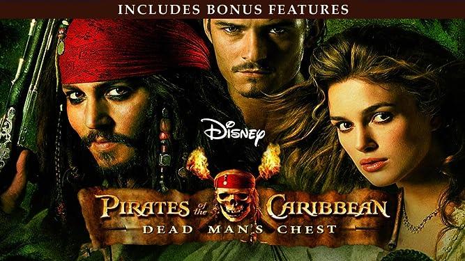 Pirates of the Caribbean: Dead Man's Chest (Plus Bonus Content)