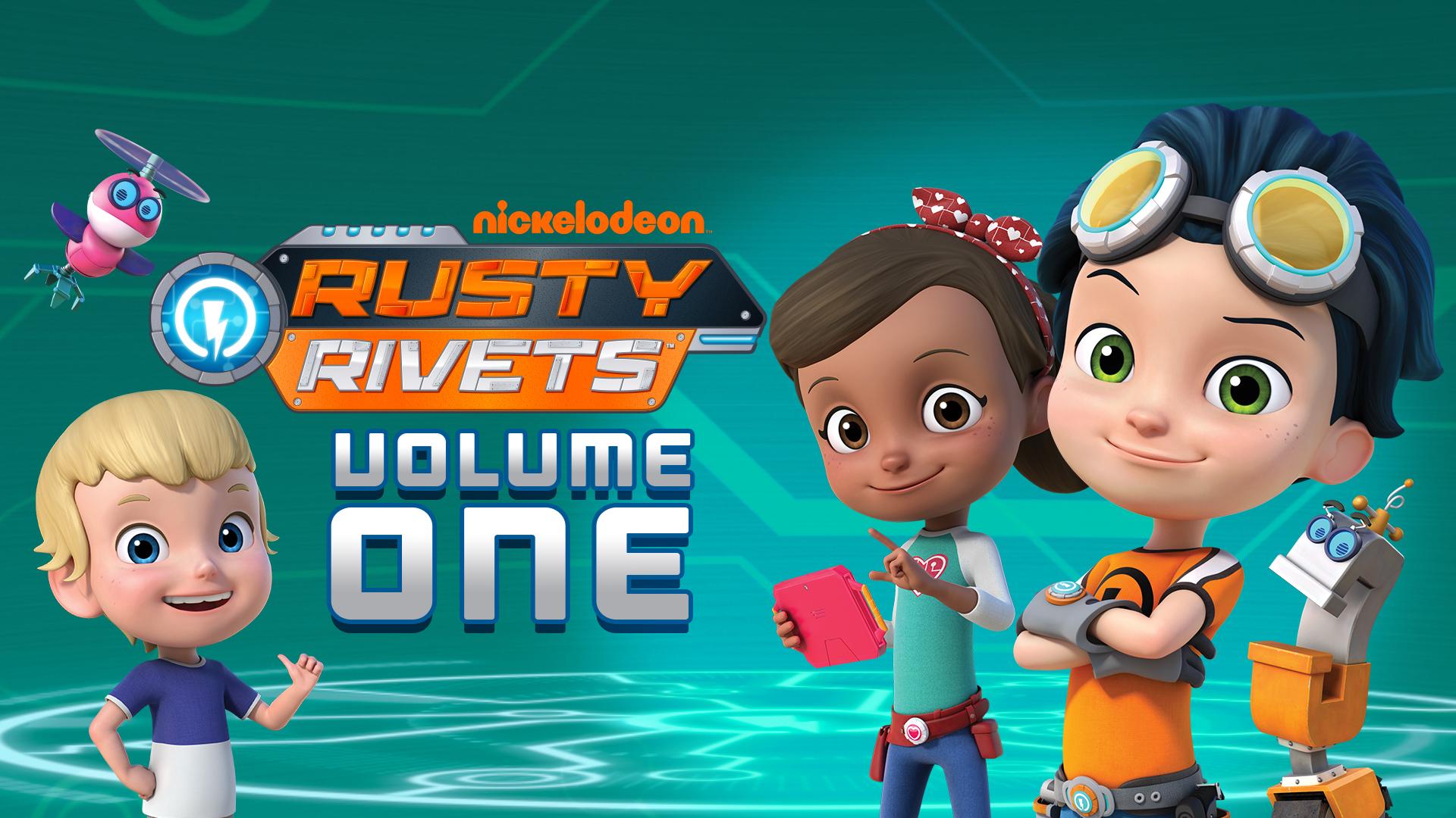 Rusty Rivets - Volume 1