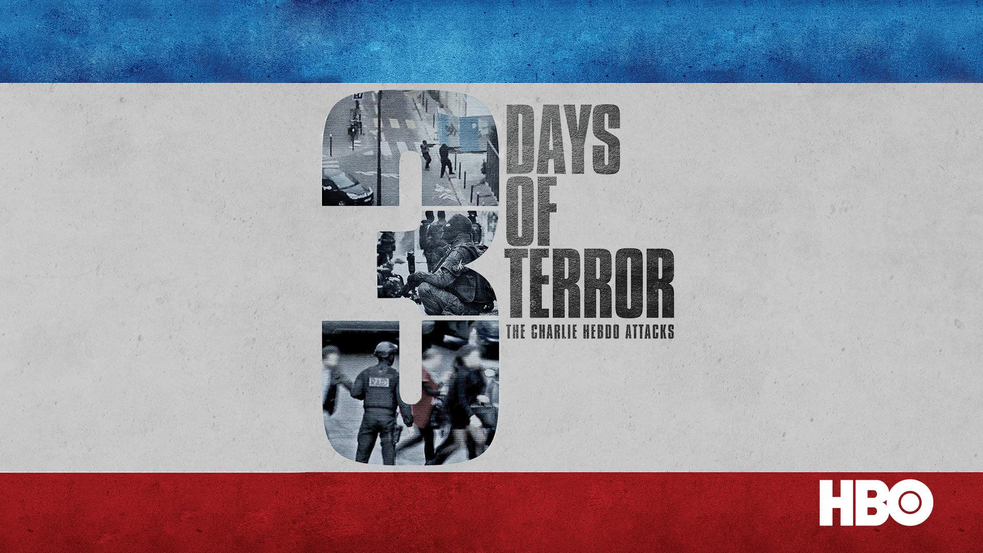 Three Days of Terror: The Charlie Hebdo Attacks(English Subtitled)