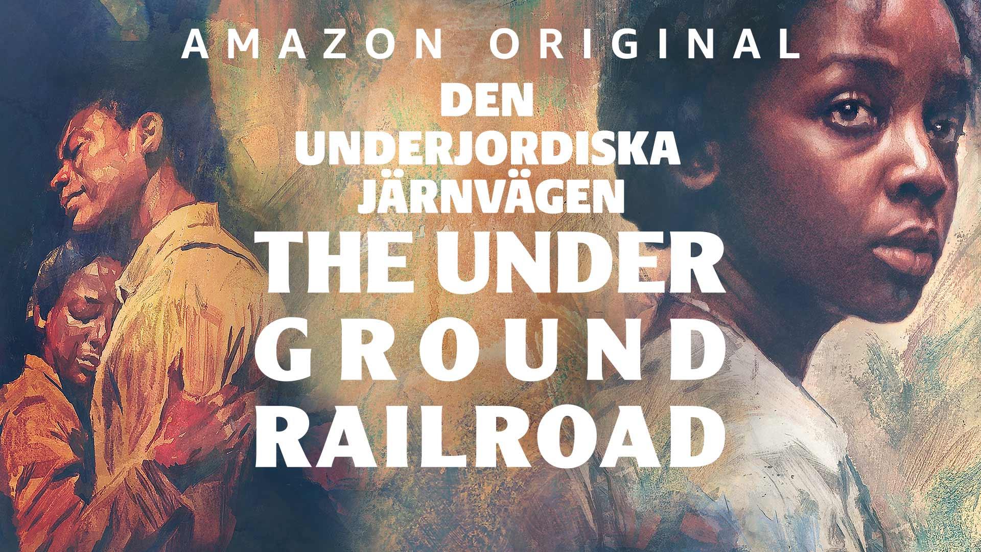 Den underjordiska järnvägen - Säsong 1