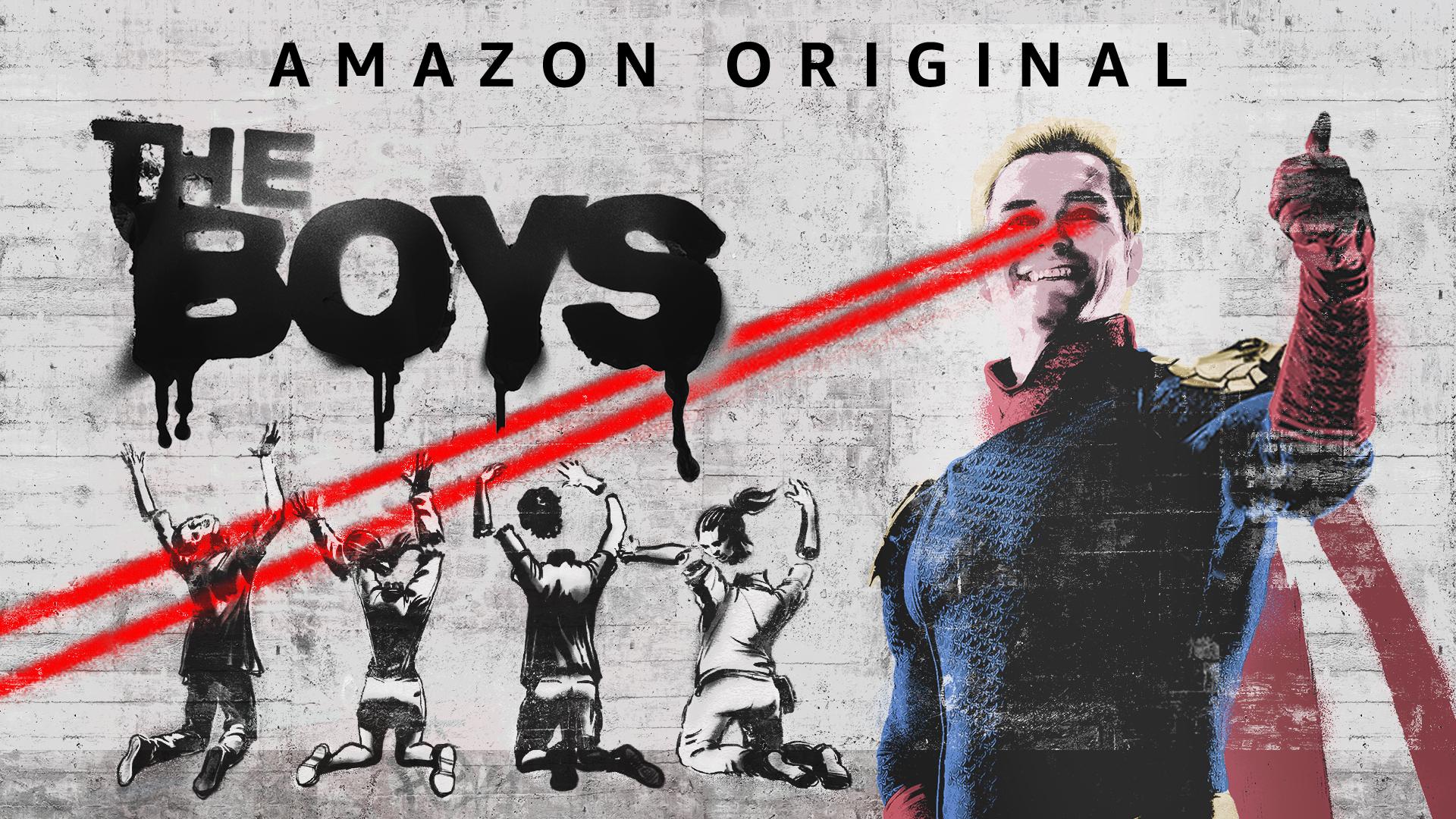 The Boys – Sezon 1