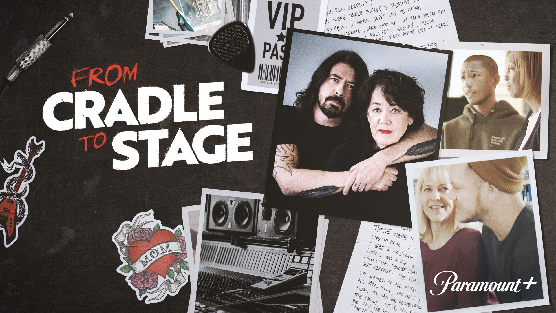 From Cradle to Stage Season 1