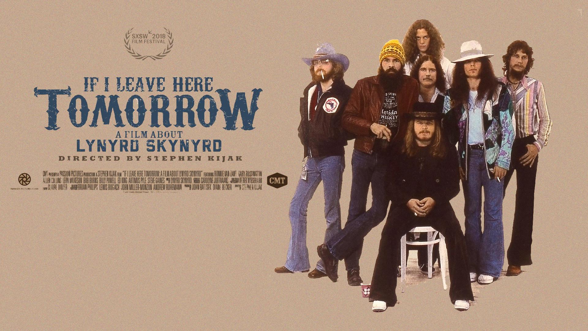 Lynyrd Skynyrd - If I Leave Here Tomorrow
