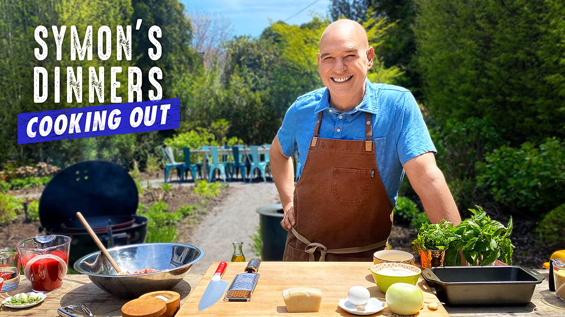 Symon's Dinners Cooking Out - Season 1