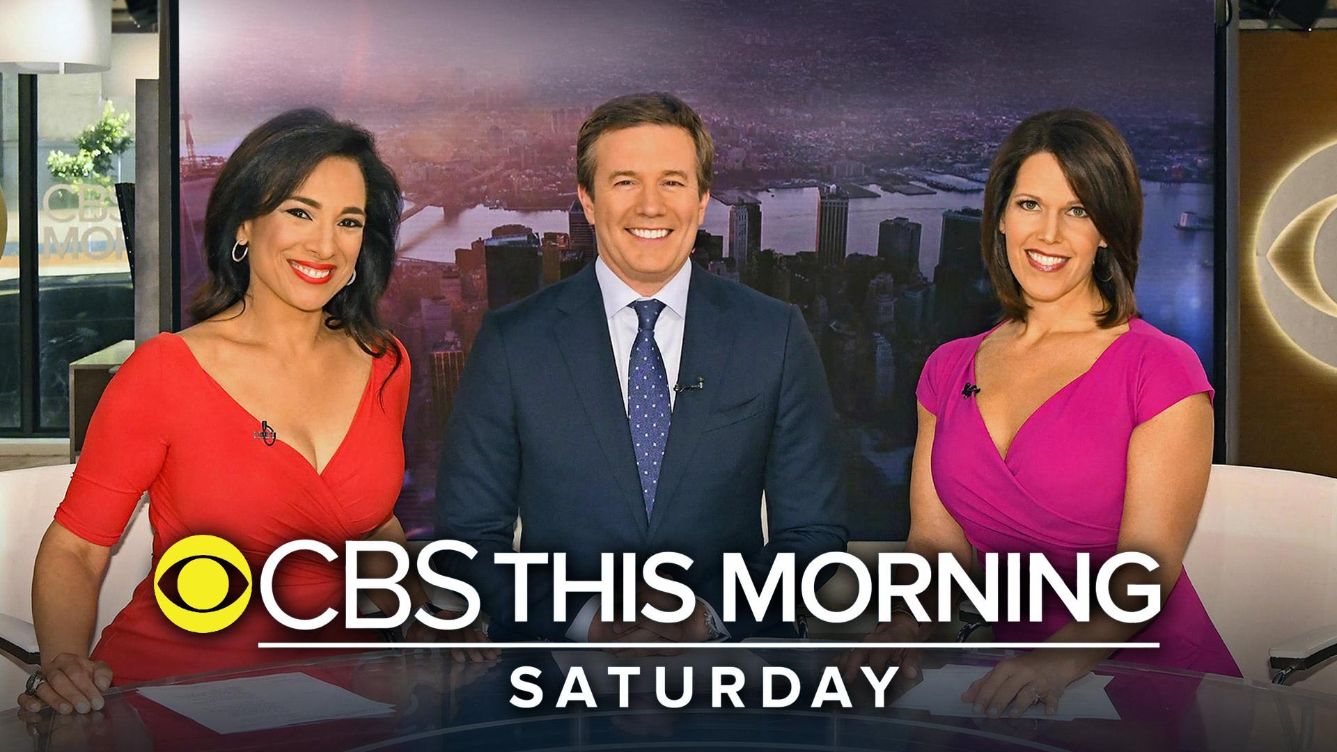 CBS This Morning: Saturday Season 9