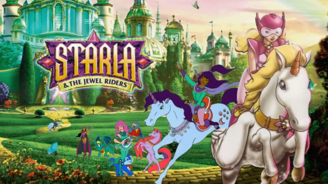 Princess Starla and the Jewel Riders