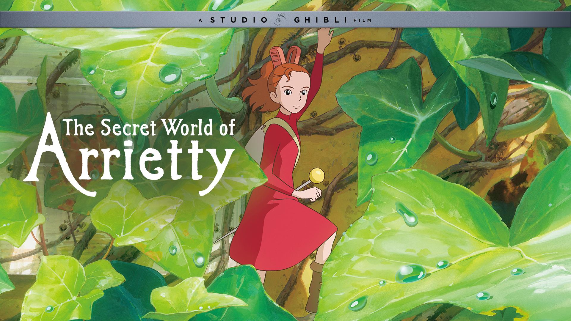 The Secret World of Arrietty (English Language)