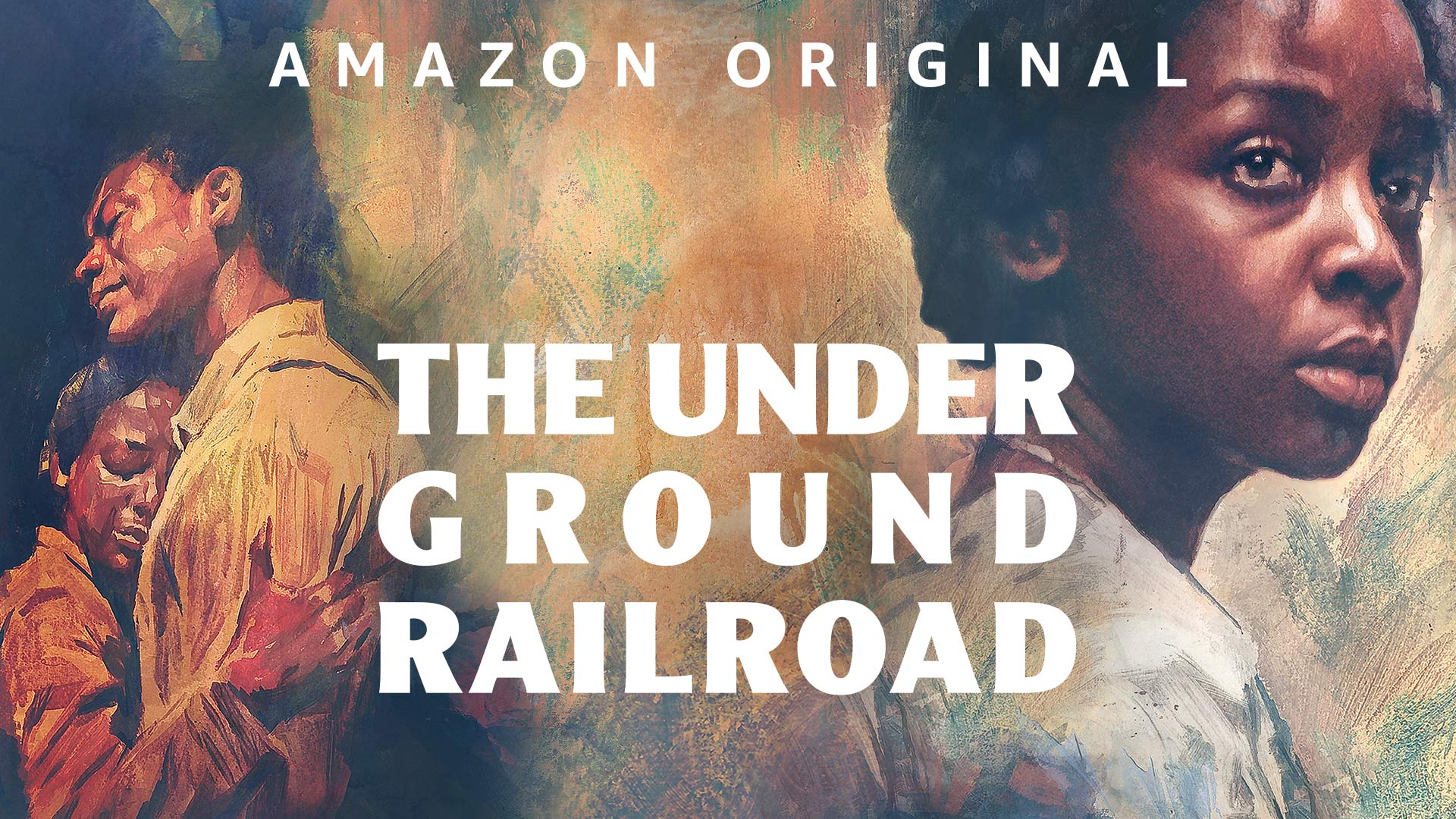 El Ferrocarril subterráneo - Temporada 1