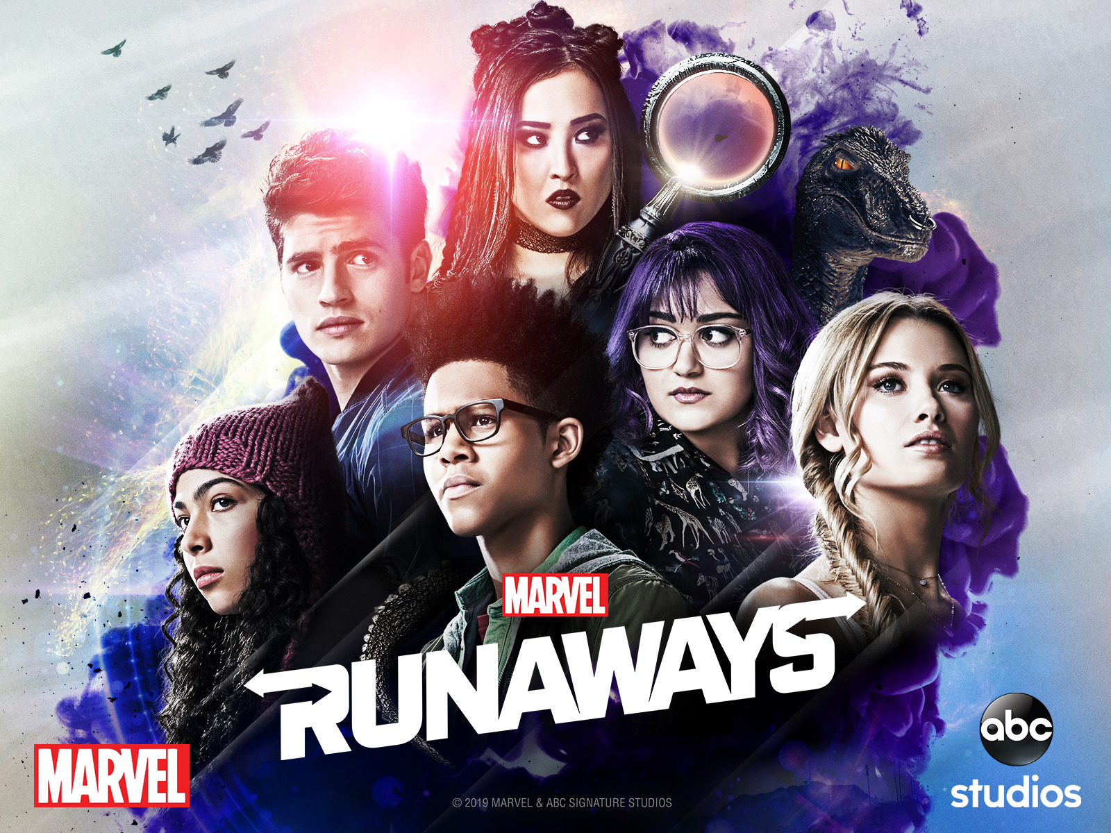 Prime Video: Marvel Runaways Season 3