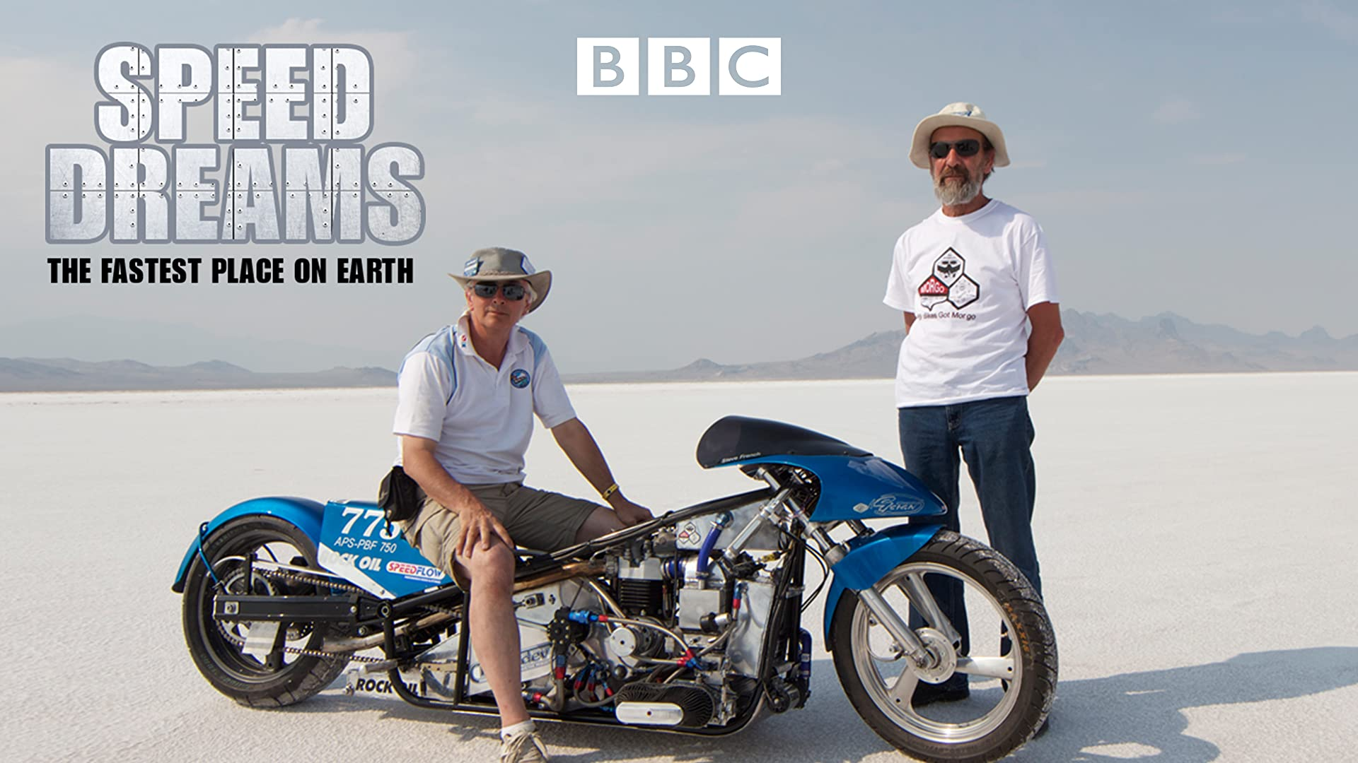 Speed Dreams - The Fastest Place on Earth