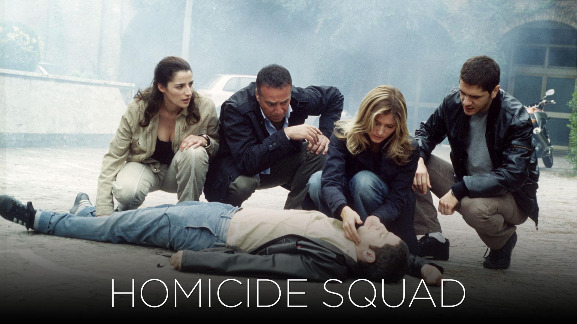 The Homicide Squad (English Subtitled)