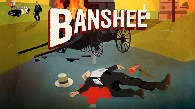 Banshee Season 2