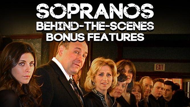 Sopranos Behind-The-Scenes Bonus Features