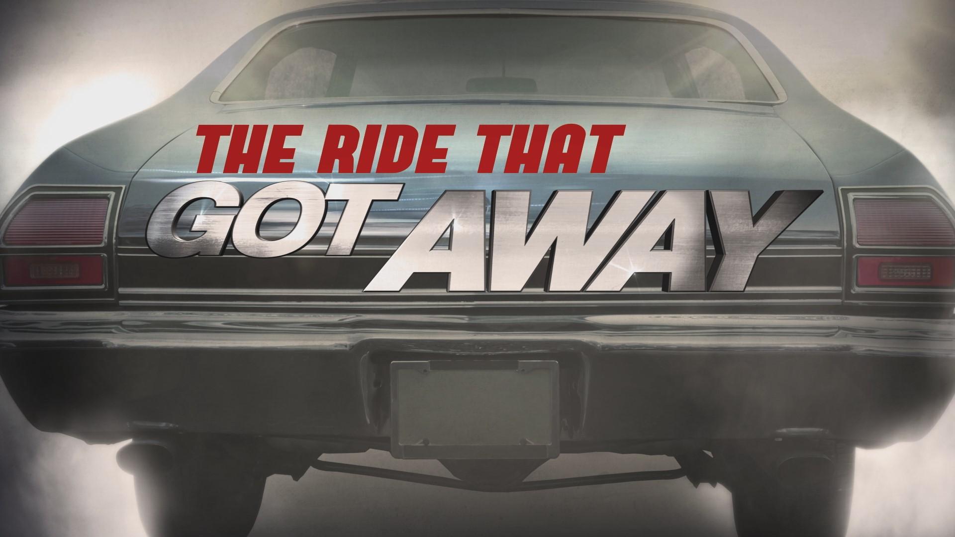 The Ride That Got Away