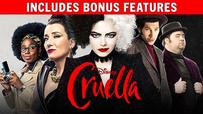 Cruella (With Bonus Content)