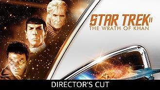 Star Trek II: The Wrath of Khan (Director's Cut)