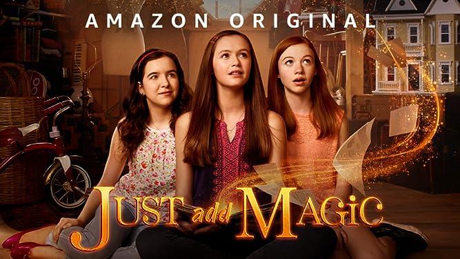 Just Add Magic - Season 2