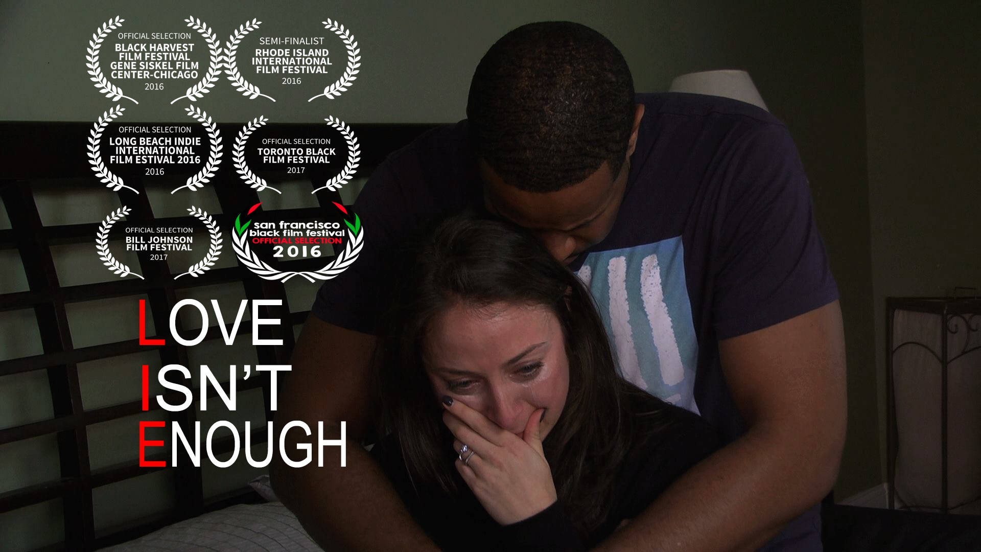 Love Isn't Enough