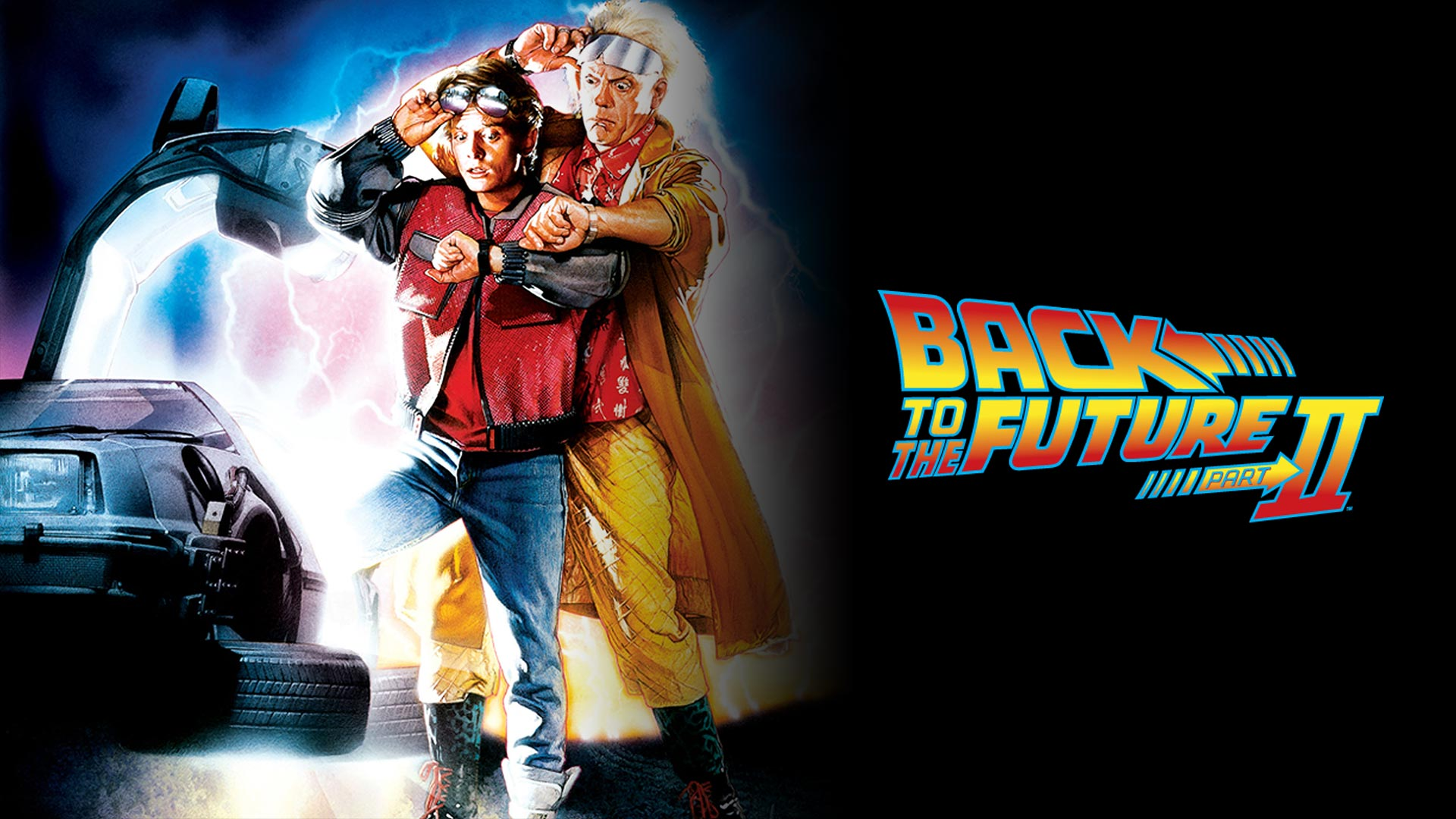Back to the Future Part II (4K UHD)