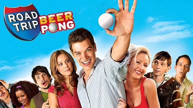 Road Trip- Beer Pong
