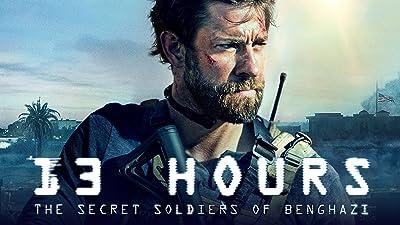 13 Hours: The Secret Soldiers of Benghazi (4K UHD)