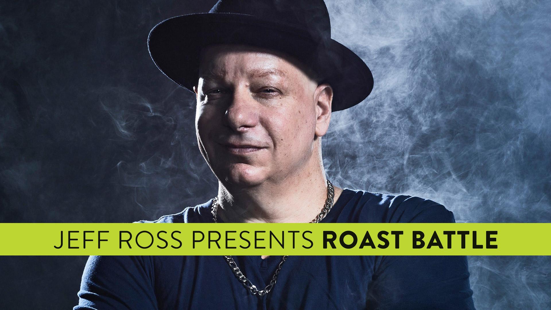 Jeff Ross Presents Roast Battle Season 1