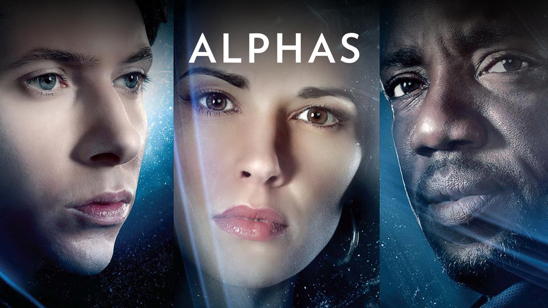 Alphas Season 1