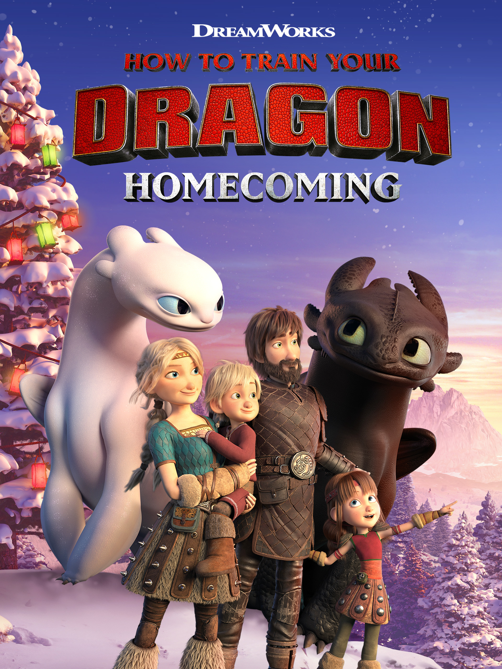 Prime Video: How To Train Your Dragon: Homecoming