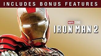 Iron Man 2 (Includes Bonus Features)