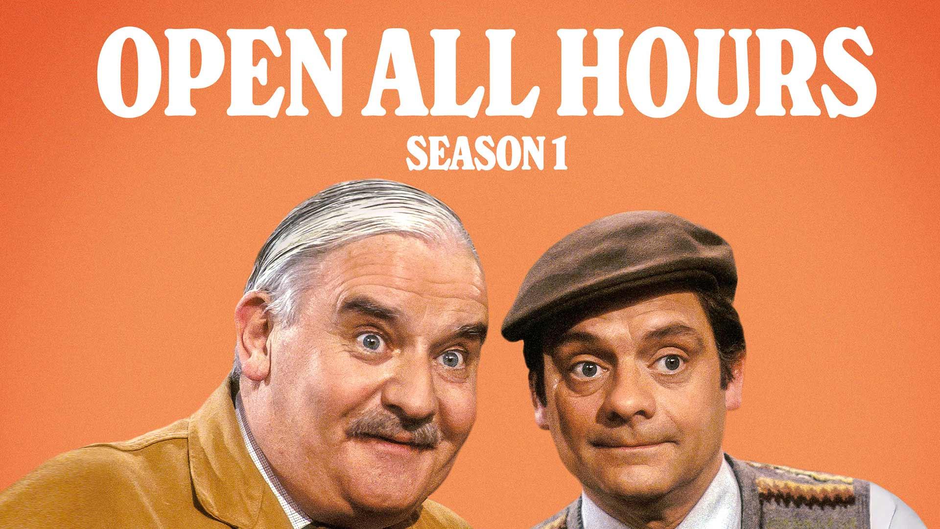 Open All Hours, Season 1