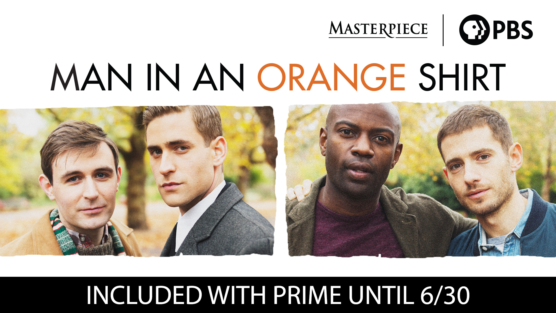 Man in an Orange Shirt Season 1