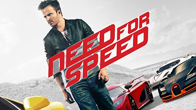Need For Speed (Plus Bonus Features)