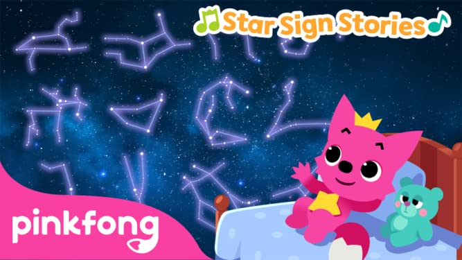Pinkfong! Star Sign Stories