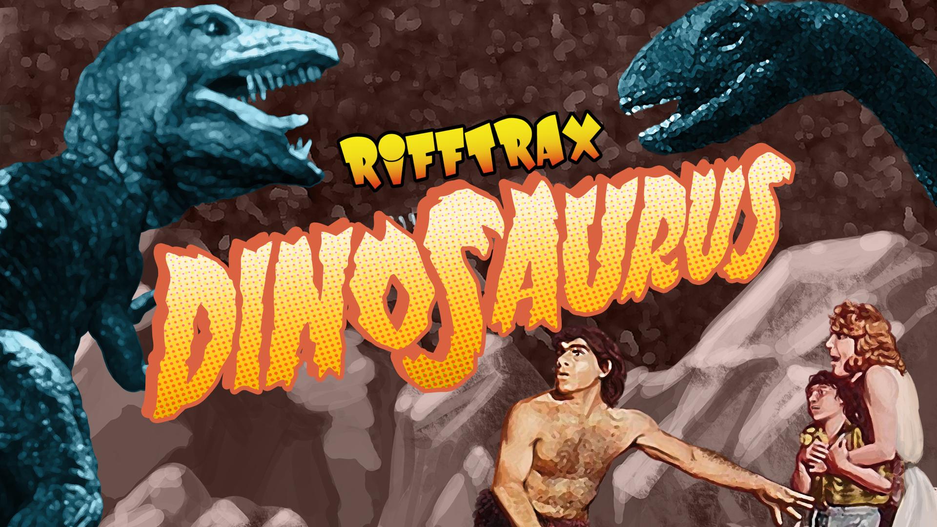 RiffTrax: Dinosaurus