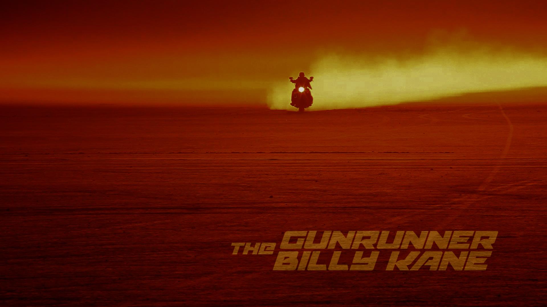 The Gunrunner Billy Kane (Japanese version) - Season 1