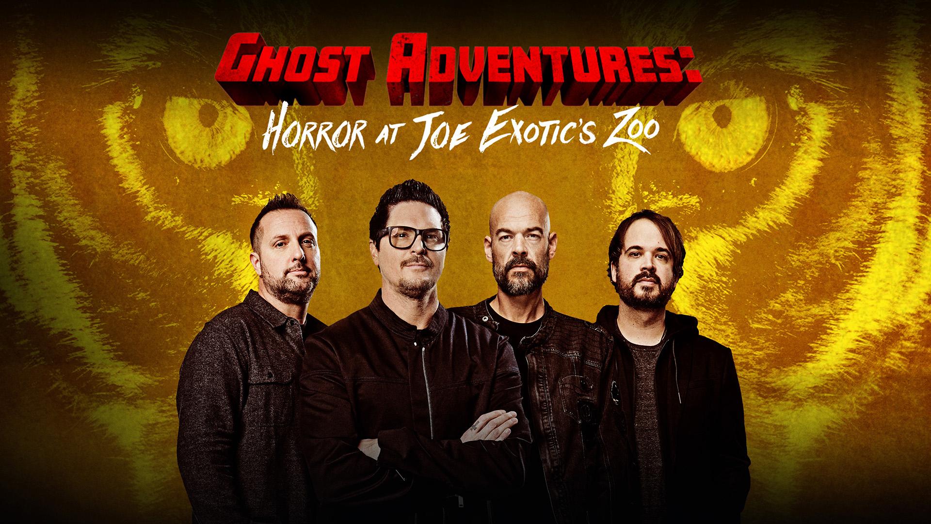 Ghost Adventures: Horror at Joe Exotic Zoo - Season 1
